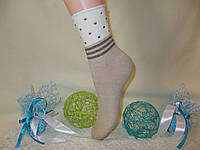 Женские носки без резинки 37-42 КОРОНА Украина