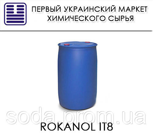 Rokanol IT8 (Alcohols C13, branched, ethoxylated 6-20 EO)