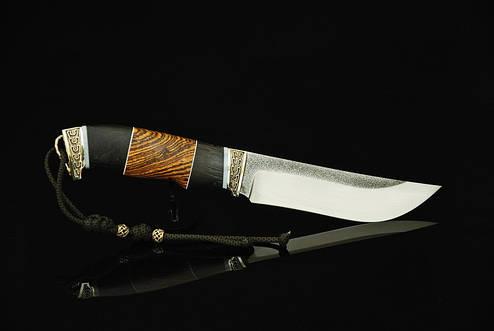 """Нож ручной работы """"Давид"""", N690, фото 2"""