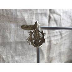 """Стойки для шампуров, походный мангал-рамка с художественным литьем """"Лось"""", в колчане, фото 3"""