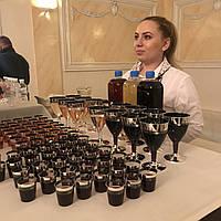 Бокал одноразовый стеклопластик для вина для презентаций, вечеринки. 6 шт 130 мл Capital For People., фото 1