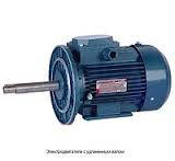 Электродвигатели с удлиненным валом для моноблочных насосов