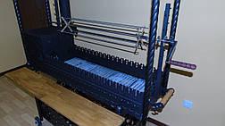 Вертел механический для мангала, длина 1метр, фото 3
