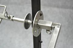 Вертел механический для мангала, длина 1метр, фото 2