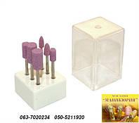Запасные насадки для фрезера, керамические, 6 шт