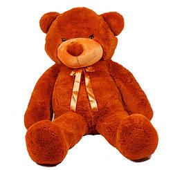 Мягкая игрушка медведь Тедди 180 см Коричневый (196-19112829)