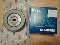 Ролик KOYO (производитель Япония) натяжной, обводной, фото 1