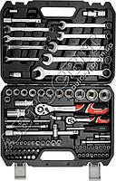 Набор инструмента профессиональный YATO 82 ед. YT-12691