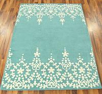 Ковры ручного плетения, эксклюзивные современные ковры, фото 1