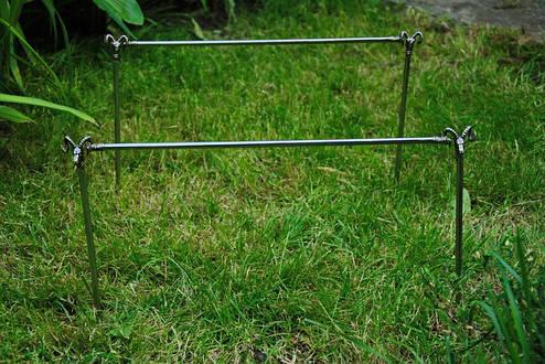 """Подарочный набор шампуров со стойкой """"Стая"""" в колчане (3мм, 69см), фото 2"""