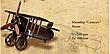 Мини-бар в виде самолёта, материал - ясень, фото 2