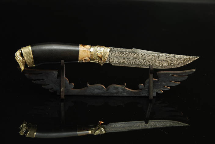 "Настольная подставка для ножа ""Крылья"", фото 2"