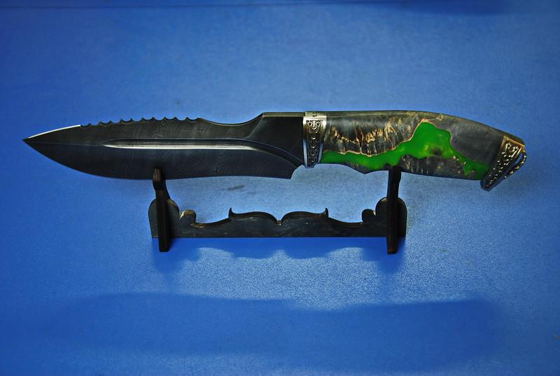 """Настольная подставка для ножа """"Универсальная"""""""