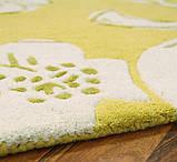 Жовтий килим в сучасну квартиру, фото 2