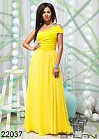 47670ff869a Шифоновое желтое платье в Украине. Сравнить цены