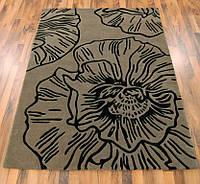 Ручной шерстяной ковер для спальни, фото 1