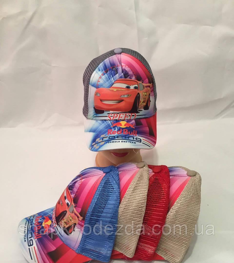 Кепка для мальчика  (катон ) р-ры 52