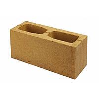 Блок заборный гладкий Силта Брик 390*190*140