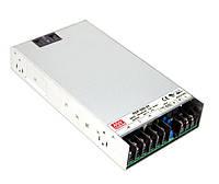 Блок питания Mean Well RSP-500-24 В корпусе с ККМ 504 Вт, 24 В, 21 А (DC/AC Преобразователь)