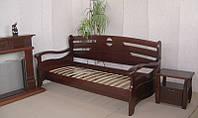 """Деревянный диван-кровать """"Луи Дюпон Люкс"""" 800*1900"""