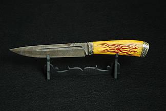 """Нож ручной работы """"Стрела"""", дамасск, фото 2"""