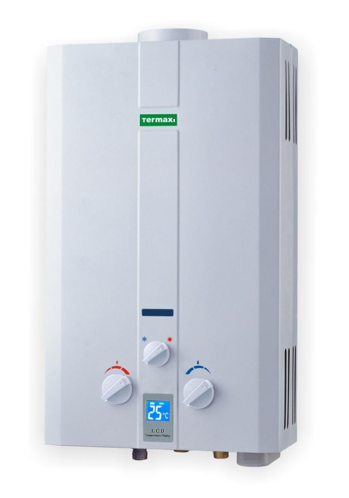 Проточный газовый водонагреватель Termaxi JSD 20 W-A1