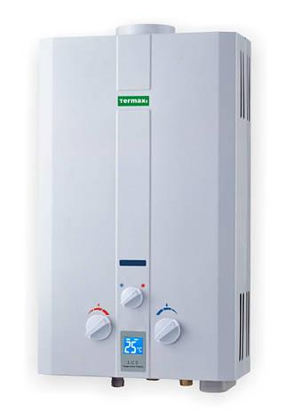 Проточный газовый водонагреватель Termaxi JSD 20 W-A1, фото 2