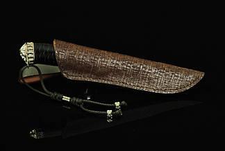 """Нож для охоты ручной работы """"Ghost rider11"""", N690 (наличие уточняйте), фото 2"""