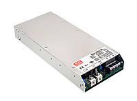Блок питания Mean Well RSP-2000-12 В корпусе с ККМ 1200 Вт, 12 В, 100 А (AC/DC Преобразователь)