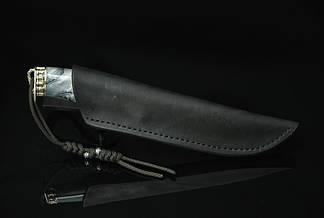 "Авторский нож ручной работы ""Biker"", Х12МФ, фото 2"
