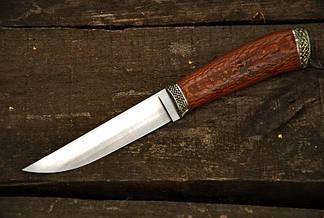 """Охотничий нож ручной работы """"Грибник"""", N690, фото 2"""