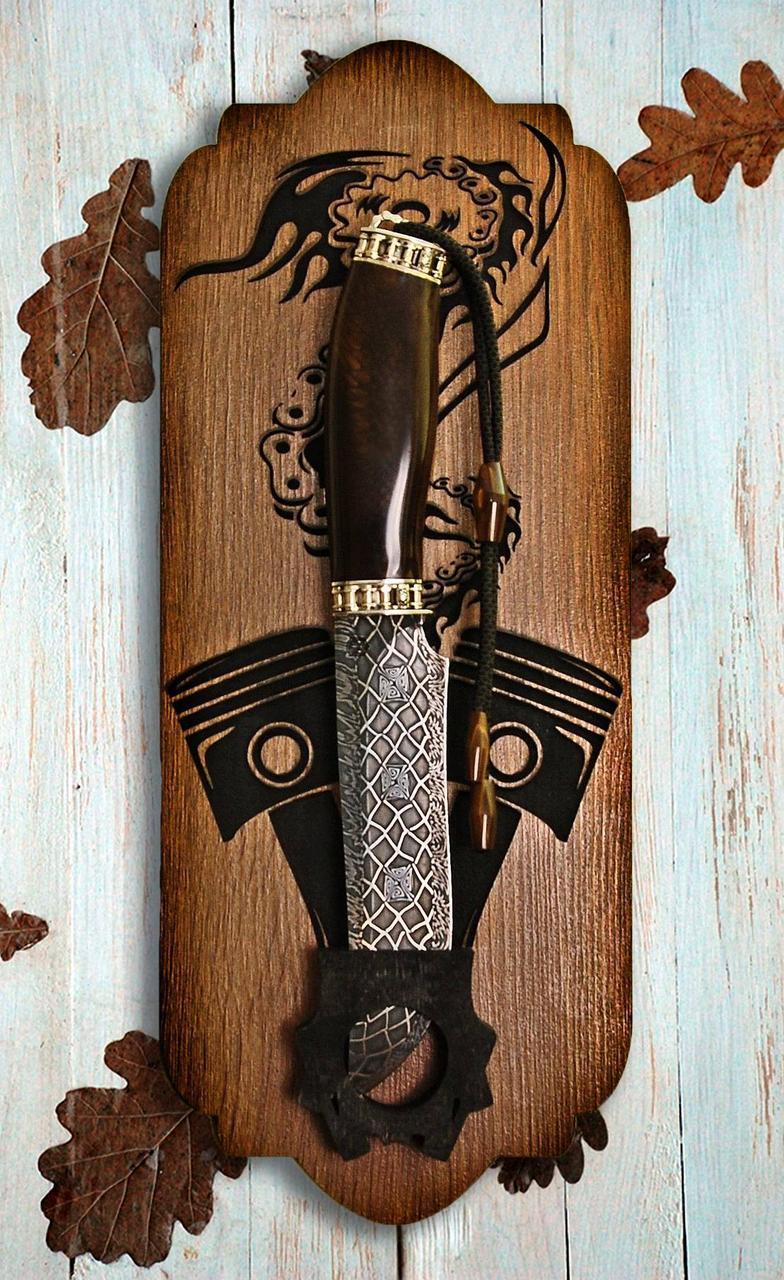 Настенное панно для ножа