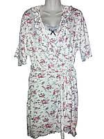 Женский комплект халат и ночная рубашка, фото 1