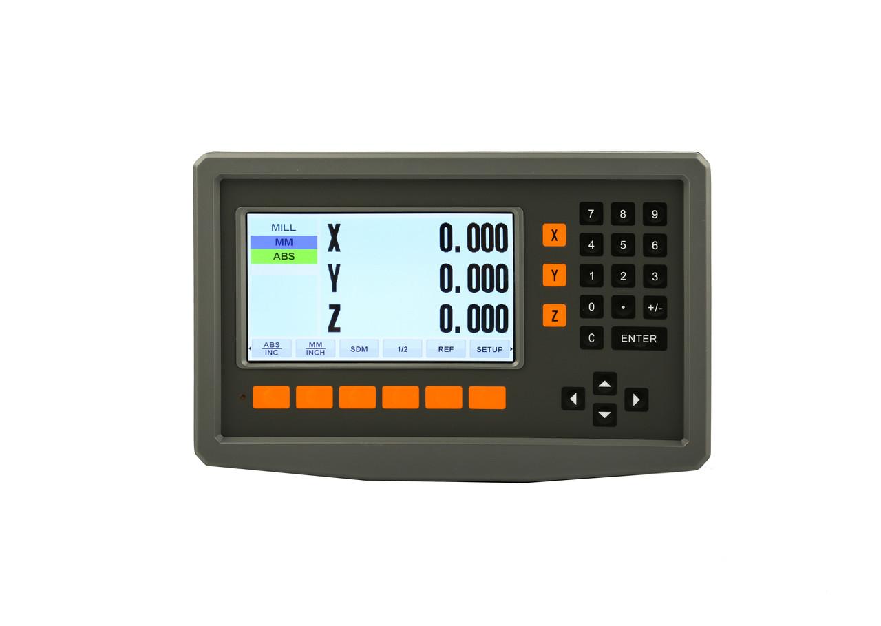 Трехкоординатное устройство цифровой индикации DS50M-3V