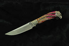 """Нож ручной работы """"Феникс"""", М390"""
