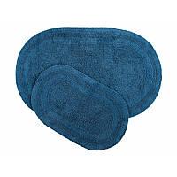 Набор ковриков Irya - Havana civit mavi голубой 70*120+50*80