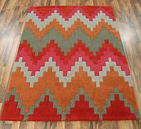 Ковер радуга, купить шерстяные ковры, фото 1
