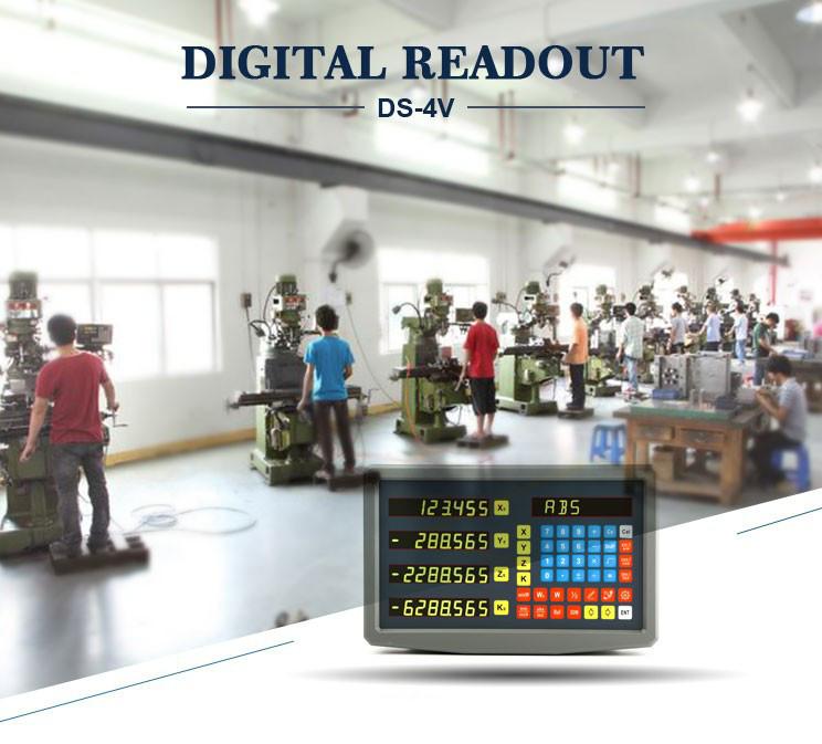 Пятикоординатное устройство цифровой индикации DS-5V DELOS