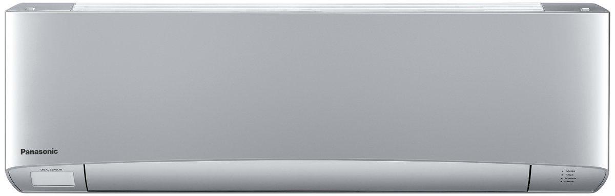 Кондиционер Panasonic CS-XZ35TKEW/CU-XZ35TKEW Серебряный (0101010802-100426021)