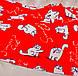 Плед с рукавами из микрофибры, 160х200 Красные котики, фото 2