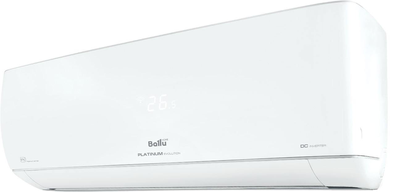 Кондиціонер Ballu Platinum Evolution DC Inverter R-32 EU A+++ BSUI-24HN8