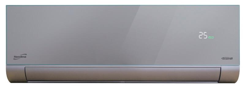 Кондиционер Neoclima NS-09AHVIws/NU-09AHVIws Серебряный (0101010801-100425365)