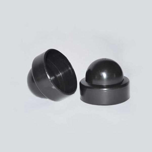 Заглушка круглая на трубу 50 мм наружная
