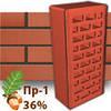 Клинкерам Рубин Пр-1, 36%