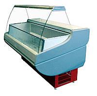 Морозильная витрина Siena M 0.9-1.5 ВС РОСС (холодильная)