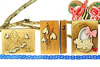 """Открытки на 8 марта набор """"Для дорогих дам"""", не банальные поздравительные открытки на 8 марта 3 шт. 10х7,5 см."""