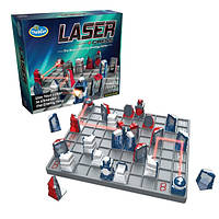 Лазерные шахматы, настольная игра для двоих игроков ThinkFun Laser Chess 1034