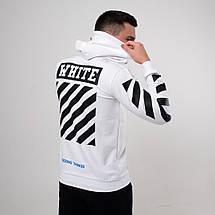 Мужской черно-белый спортивный костюм двойка Of White , фото 2