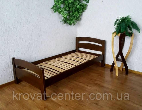 """Кровать односпальная из натурального дерева """"Марта"""", фото 2"""