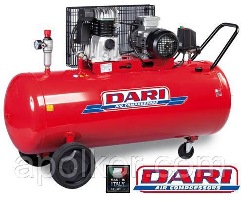 Компрессор поршневой DARI Dec 200/490-3M  425 л/мин. 380 В